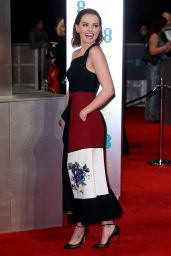 Daisy Ridley at BAFTA Awards in London, UK 2/12/ 2017