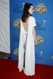Dakota Johnson – ASC Awards For Cinematography in Hollywood 2/4/ 2017