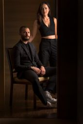 Dakota Johnson & Jamie Dornan - USA Today, February 2017