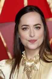 Dakota Johnson – Oscars 2017 Red Carpet in Hollywood