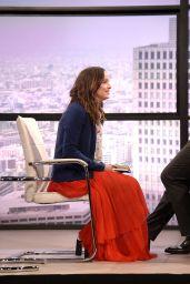 Dakota Johnson - The Tonight Show Starring Jimmy Fallon in NYC 1/31/ 2017