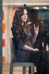 Dakota Johnson - TODAY show in New York City 2/1/ 2017