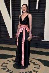 Dakota Johnson – Vanity Fair Oscar 2017 Party in Los Angeles