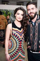 Danielle Campbell - Farm RIO & Cubavera Presentation During NYFW 2/13/ 2017