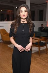 Danielle Campbell - Marc Jacobs Beauty Celebrates Kaia Gerber in NYC 2/15/ 2017