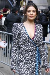 Danielle Campbell - Marc Jacobs Fashion Show in NYC 2/16/ 2017