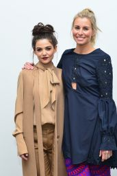 Danielle Campbell - MPG Collection, New York Fashion Week  2/13/ 2017