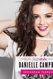 Danielle Campbell Photos - Social Media 2/18/ 2017