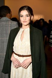 Danielle Campbell - Vivienne Hu Fashion Show in NY 2/12/ 2017