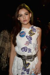 Danielle Campbell - Vivienne Tam Fashion Show During NYFW 2/15/ 2017