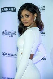 Danielle Herrington – SI Swimsuit Edition Launch Event in NYC 2/16/ 2017