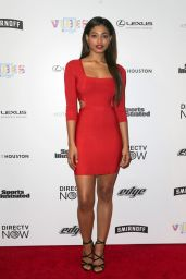 Danielle Herrington – VIBES By SI Swimsuit 2017 Launch in Houston 2/17/ 2017
