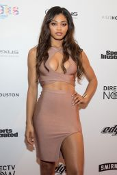 Danielle Herrington – VIBES By SI Swimsuit Launch Festival in Houston 2/18/ 2017 – Day 2