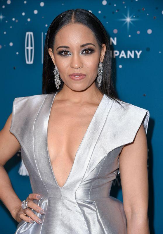 Dawn-Lyen Gardner – Essence Black Women in Hollywood Awards in Los Angeles 2/23/ 2017