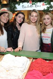Daya - All Woman Campaign at Aerie Spring Street Pop Up Shop in NYC 2/6/ 2017