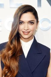 Deepika Padukone – Michael Kors Fashion Show in New York 2/15/ 2017