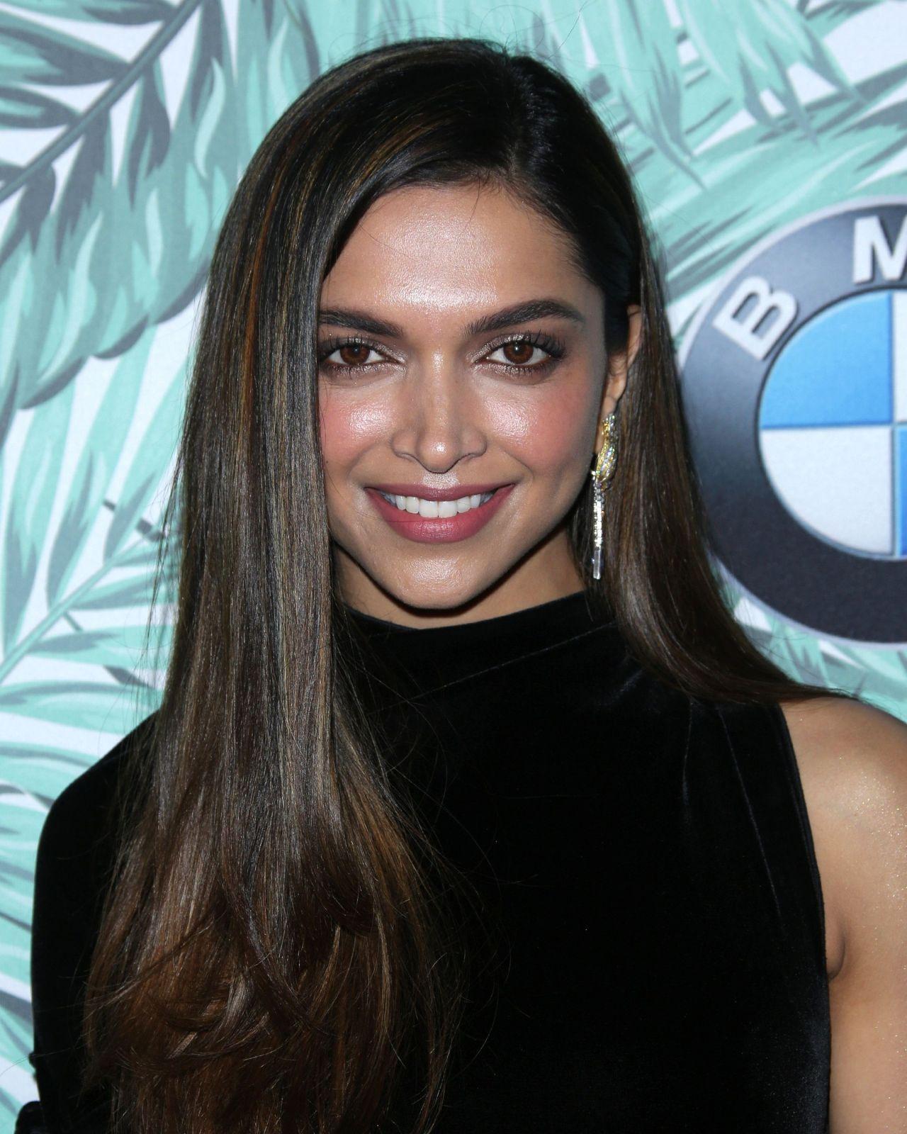 Deepika Padukone - Woman in Film Cocktail Party in Los ...