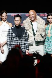 Deepika Padukone - xXx: Return Of Xander Cage Premiere in Beijing, China 2/9/ 2017