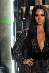 Demi Lovato - GRAMMY Awards Backstage in Los Angeles 2/12/ 2017
