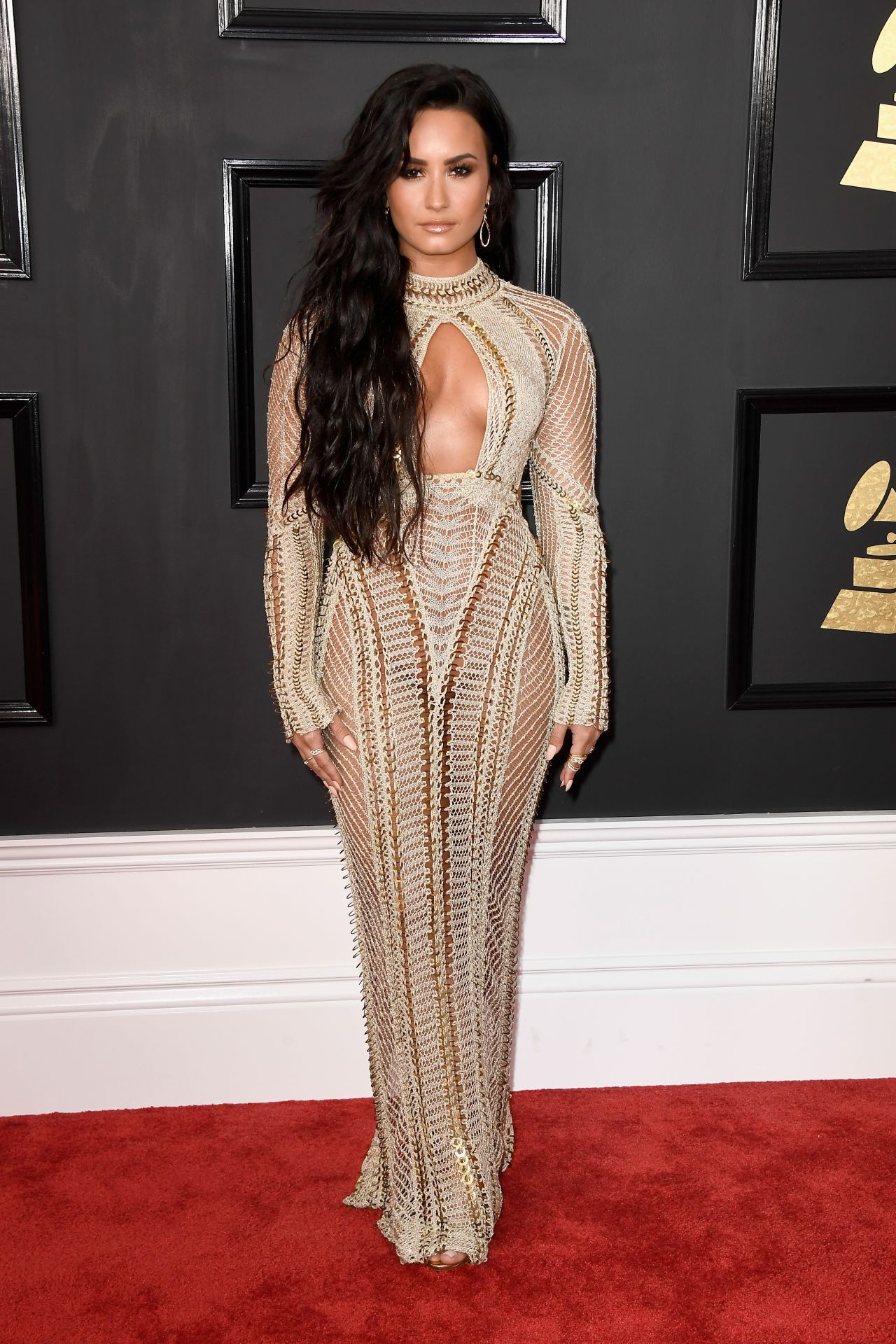 GRAMMY Awards 2017 Red Carpet: Stars, Style, And More