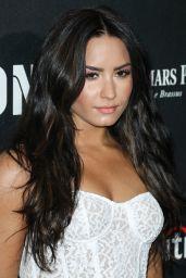 Demi Lovato - Roc Nation Pre-Grammy Brunch in Los Angeles 2/11/ 2017