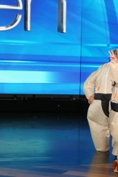 Demi Lovato - The Ellen Degeneres Show in Burbank 2/23/ 2017