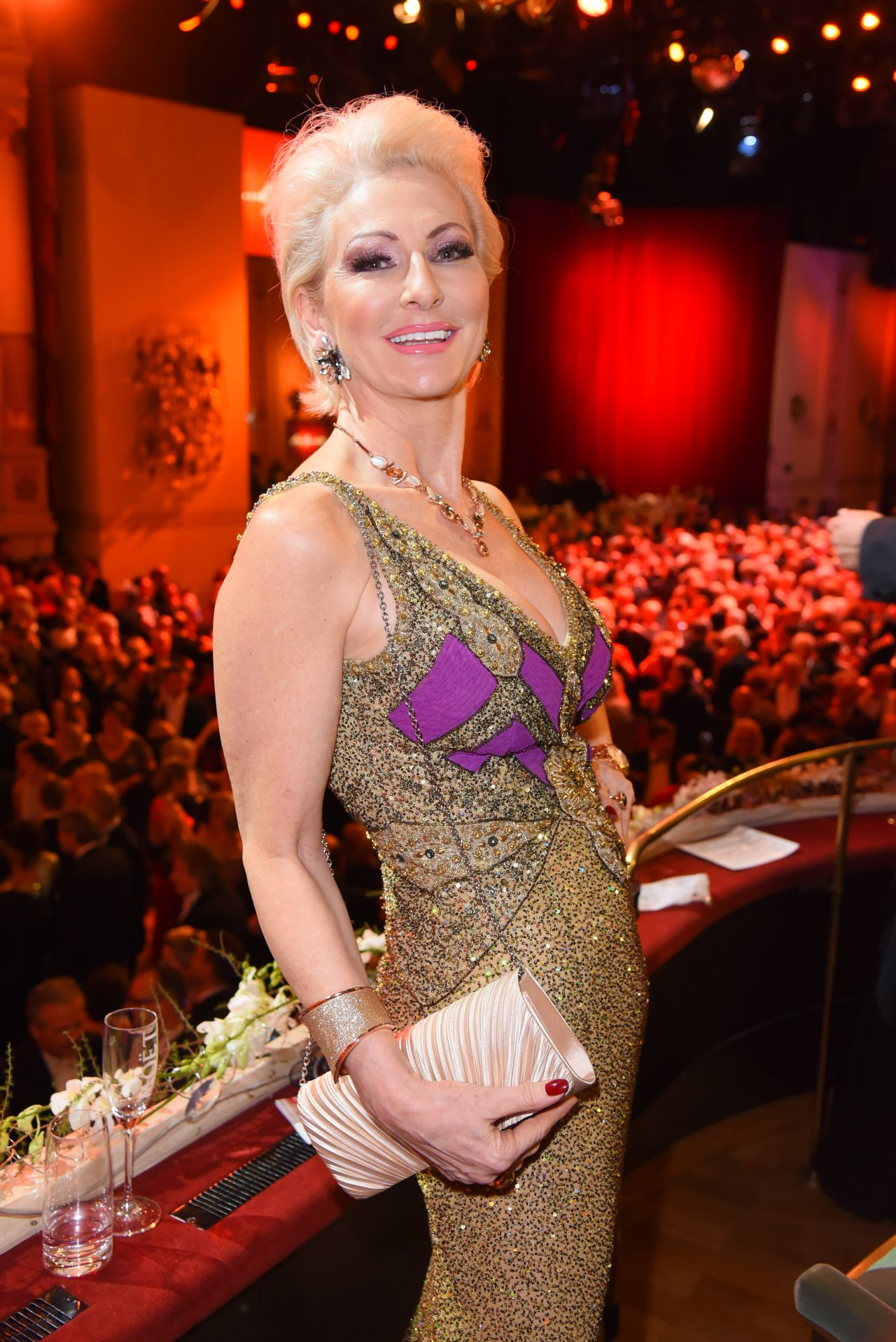 Desiree Nick Semperopernball In Dresden 2 3 2017