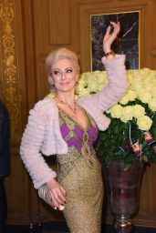 Desiree Nick – 'SemperOpernball' in Dresden 2/3/ 2017