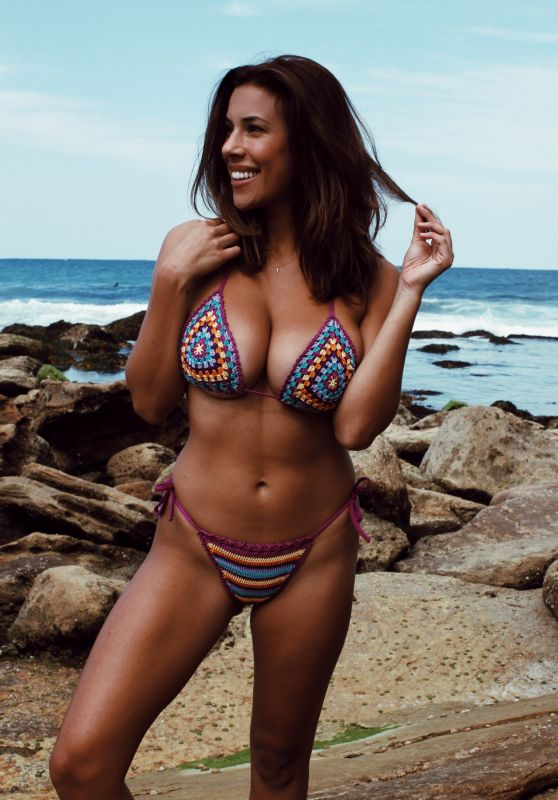 Devin Brugman in Bikini - Photoshoot Collection, Jan 2017