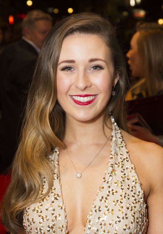 Devon-Elise Johnson – 17th Annual WhatsOnStage Awards in London 2/19/ 2017