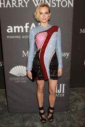 Diane Kruger – amfAR New York Gala in NYC 2/8/ 2017