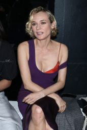 Diane Kruger – Prabal Gurung Fashion Show in New York 2/12/ 2017