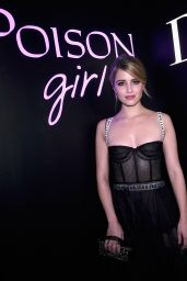 Dianna Agron - Dior Poison Girl Eau de Toilette International Launch in NYC 1/31/ 2017