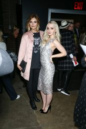 Dove Cameron - E!, ELLE & IMG Fashion Week Kick-Off in NYC 2/8/ 2017