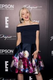 Dove Cameron - Epson Digital Couture Presentation During New York Fashion Week 2/7/ 2017