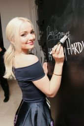 Dove Cameron - Tiffany and Co. HardWear Launch Party at NYC 2/7/ 2017