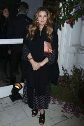 Drew Barrymore - Club Monaco Fashion Presentation in New York 2/10/ 2017