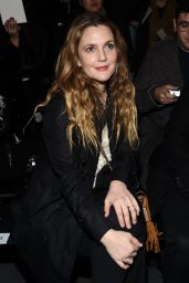 Drew Barrymore - Coach FW17 Show in New York 2/14/ 2017