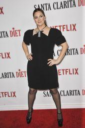 Drew Barrymore – Netflix's 'Santa Clarita Diet' Premiere in Hollywood 2/1/ 2017