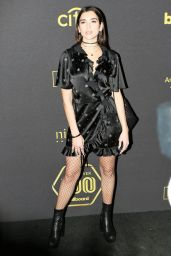 Dua Lipa – Billboard Power 100 Celebration in West Hollywood 2/9/ 2017