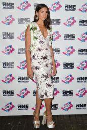 Dua Lipa - VO5 NME Awards, London, UK 2/15/ 2017