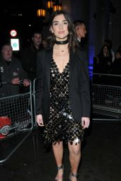 Dua Lipa - Warner Music Brits After Party in London 2/22/ 2017