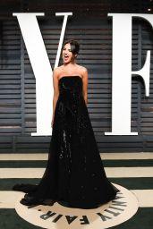 Eiza Gonzalez at Vanity Fair Oscar 2017 Party in Los Angeles