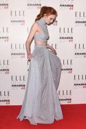 Eleanor Tomlinson – Elle Style Awards in London 2/13/ 2017