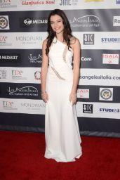 Eleonora Gaggero – Italia Film Festival in Los Angeles 2/19/ 2017