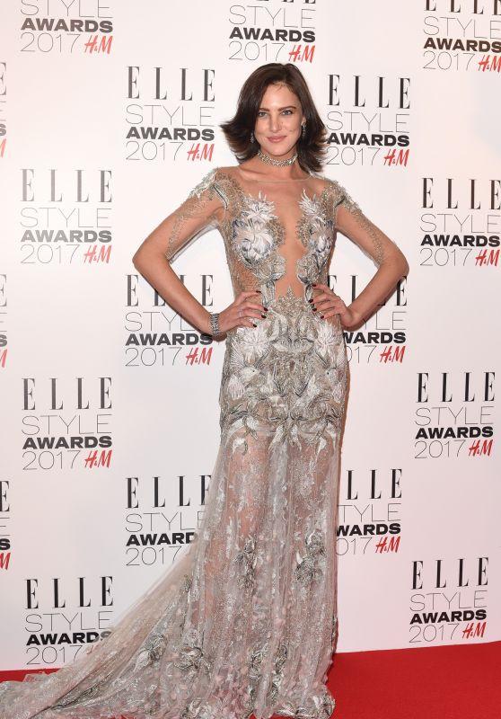 Eliza Cummings – Elle Style Awards in London 2/13/ 2017