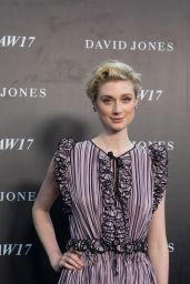 Elizabeth Debicki - Autumn Winter 2017 David Jones Fashion Launch in Sydney 2/1/ 2017