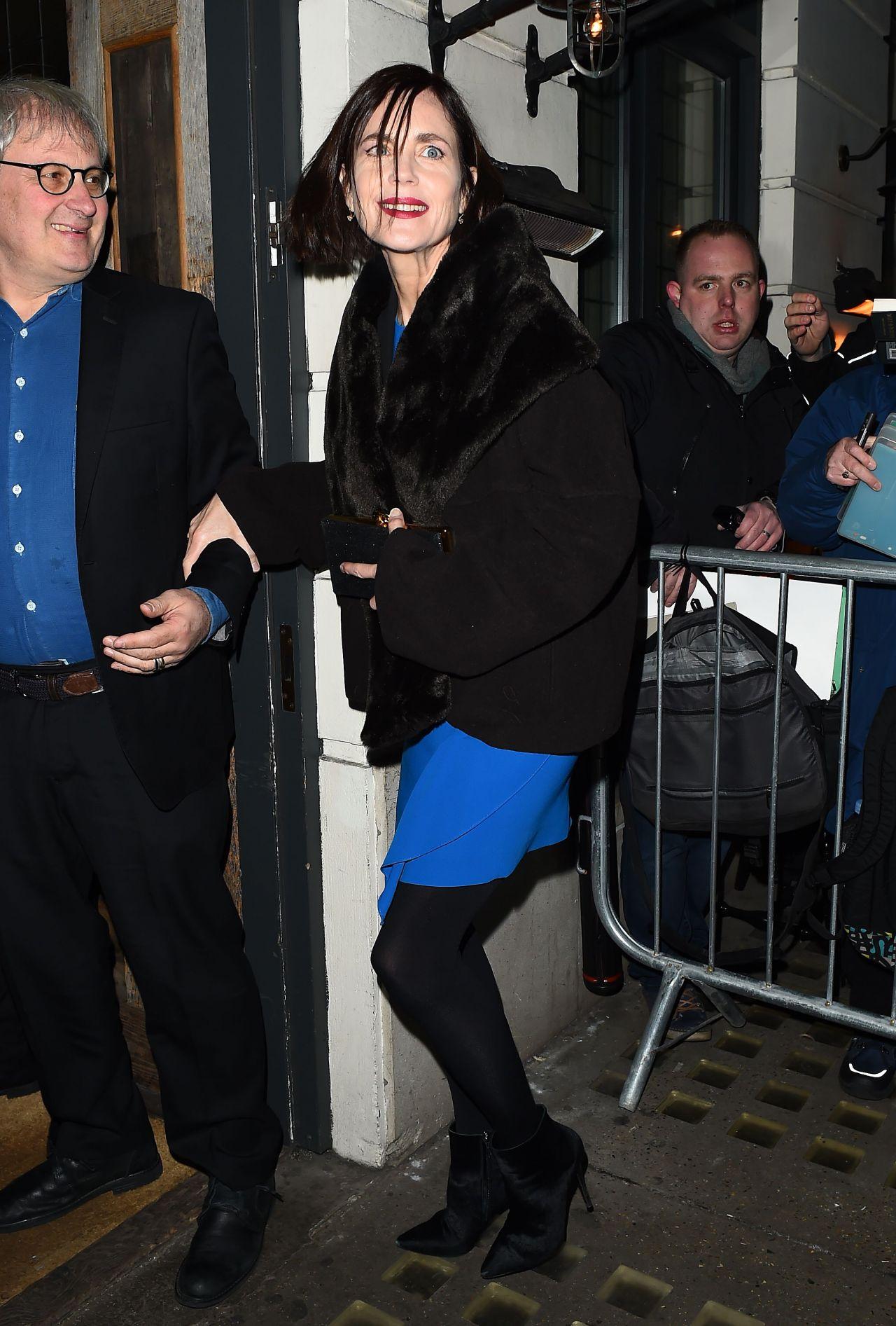 Elizabeth mcgovern arrives at harvey weinstein pre baftas dinner in london naked (76 images)