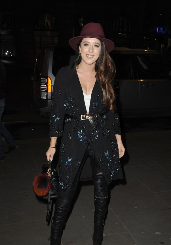 Ella Jade - Party for Media Industry Insiders at ME London 2/7/ 2017