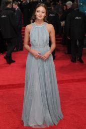 Ella Purnell at BAFTA Awards in London, UK 2/12/ 2017